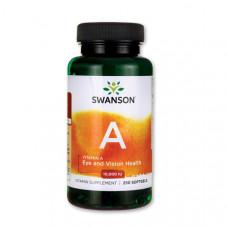 A-vitamin 10000NE (250) – Swanson