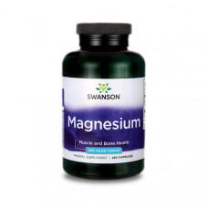 Magnézium 200mg (250) – Swanson