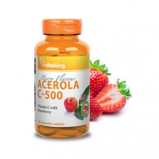 Acerola C-500 epres ízben