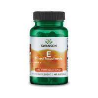 E-vitamin komplex 200NE (100) – Swanson