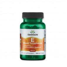 E-vitamin komplex 400NE (100) – Swanson