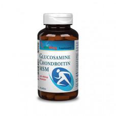 Glükozamin + Kondroitin + MSM komplex