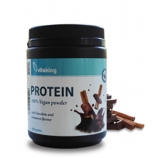 Protein 400g (csoki-fahéj) - Vegán
