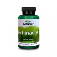 Echinacea – Bíbor kasvirág 400mg (100) – Swanson