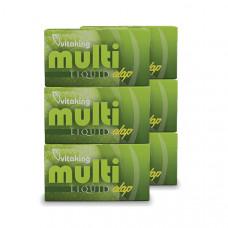 Multi Liquid Alap multivitamin – 6 doboz (180)