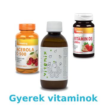 Gyerek vitaminok